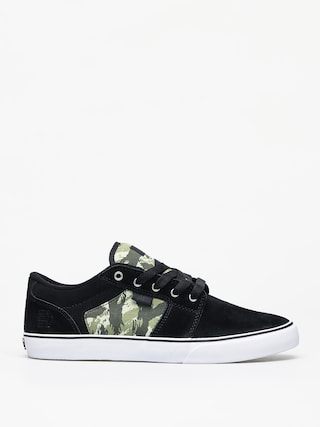 Etnies Barge Ls Shoes (black/green)