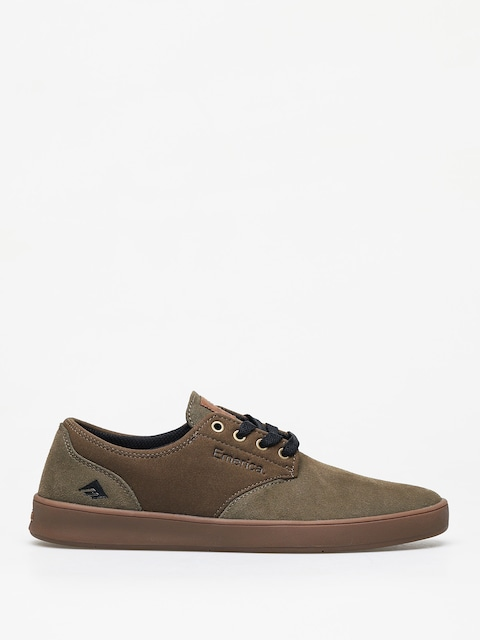 Emerica The Romero Laced Shoes (olive/gum)