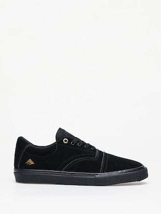 Emerica Provider Shoes (black/black/gum)