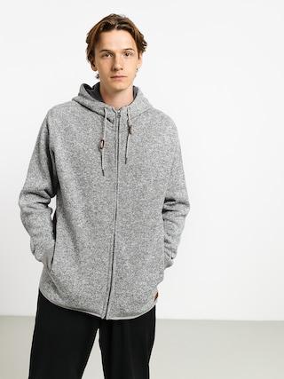 Quiksilver Keller ZHD Hoodie (medium grey heather)