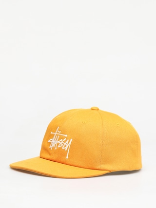 Stussy Big Logo Low Pro ZD Cap (gold)