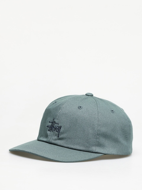 Stussy FA19 Stock Low Pro ZD Cap (green)