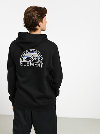 Element Odyssey HD Hoodie (flint black)