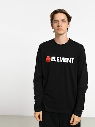 Element Blazin Longsleeve (flint black)