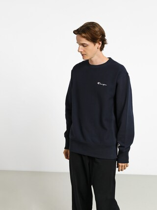 Champion Premium Reverse Weave Crewneck Left Chest Logo Sweatshirt (nny)