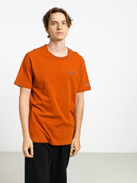 Champion Premium Reverse Weave Left Chest Logo T-shirt (bbo)