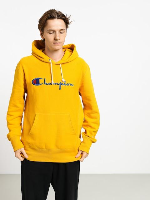 Champion Premium Reverse Weave Hooded Big Logo HD Hoodie (old)