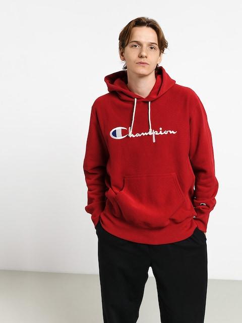Champion Premium Reverse Weave Hooded Big Logo HD Hoodie (rdd)