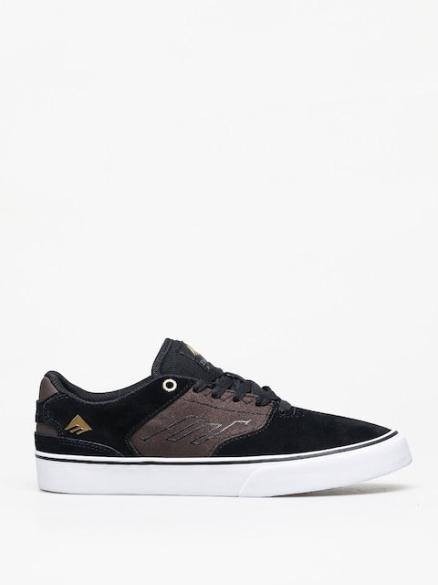 Emerica The Reynolds Low Vulc Shoes (black/brown/grey)
