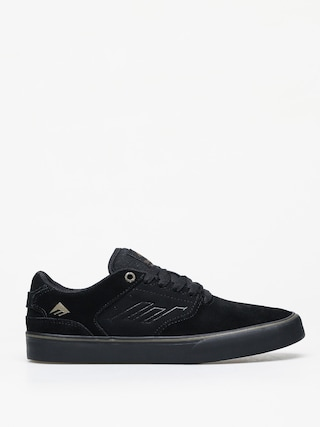 Emerica The Reynolds Low Vulc Shoes (black/olive/black)