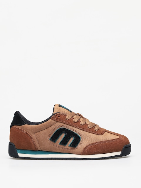 Etnies Lo Cut II Ls Shoes (brown/black)