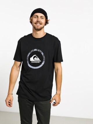 Quiksilver Snake Dreams T-shirt (black)