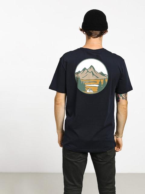 Quiksilver Lake Chaser T-shirt (sky captain)