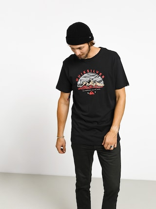Quiksilver Dunescape T-shirt (black)