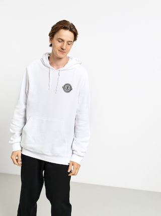Element Medallian HD Hoodie (optic white)