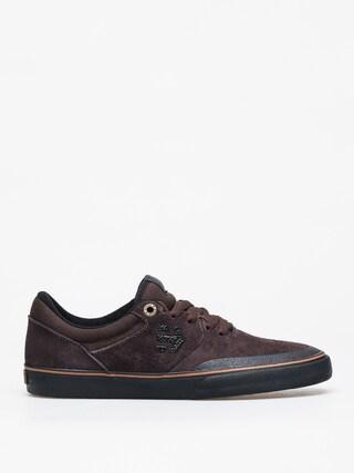 Etnies Marana Vulc Shoes (brown/black)