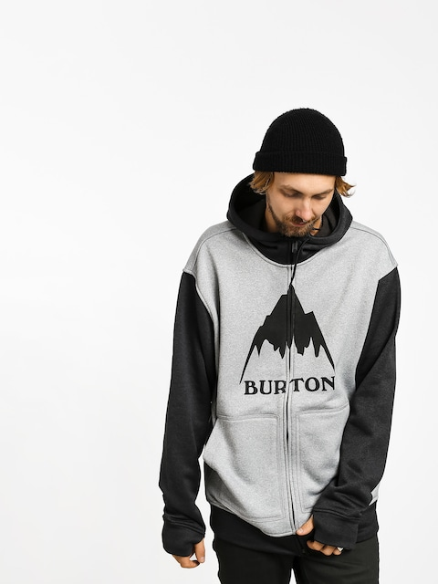 Burton Oak ZHD Hoodie (gryhtr/trublk)