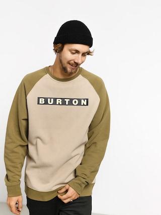 Burton Vault Crew Sweatshirt (plaza taupe)