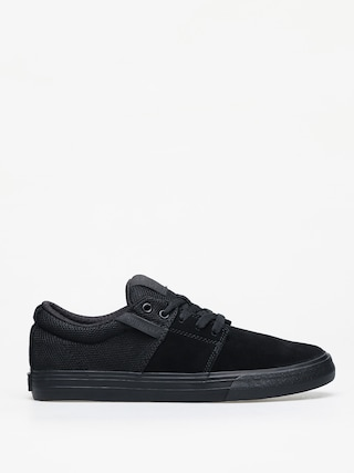 Supra Shoes Stacks Vulc II (black/black black)