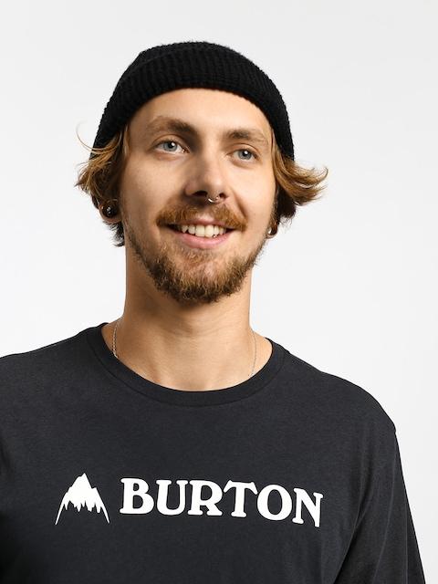 Burton Horizontal Mtn T-shirt (true black)