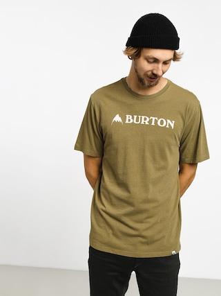 Burton Horizontal Mtn T-shirt (martini olive)