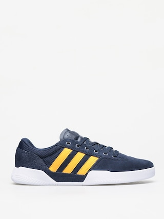 adidas City Cup Shoes (collegiate navy/active gold/ftwr white)
