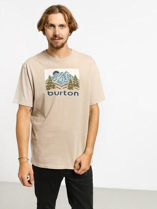 Burton Weir T-shirt (plaza taupe)