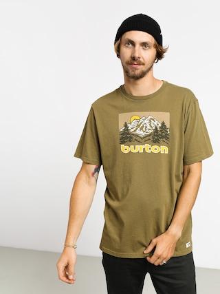 Burton Weir T-shirt (martini olive)
