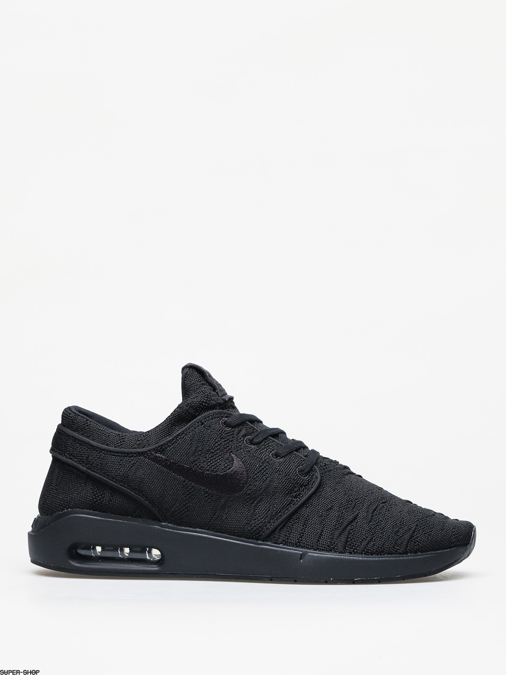 design intemporel 77850 06f86 Nike SB Air Max Janoski 2 Shoes (black/black black black)