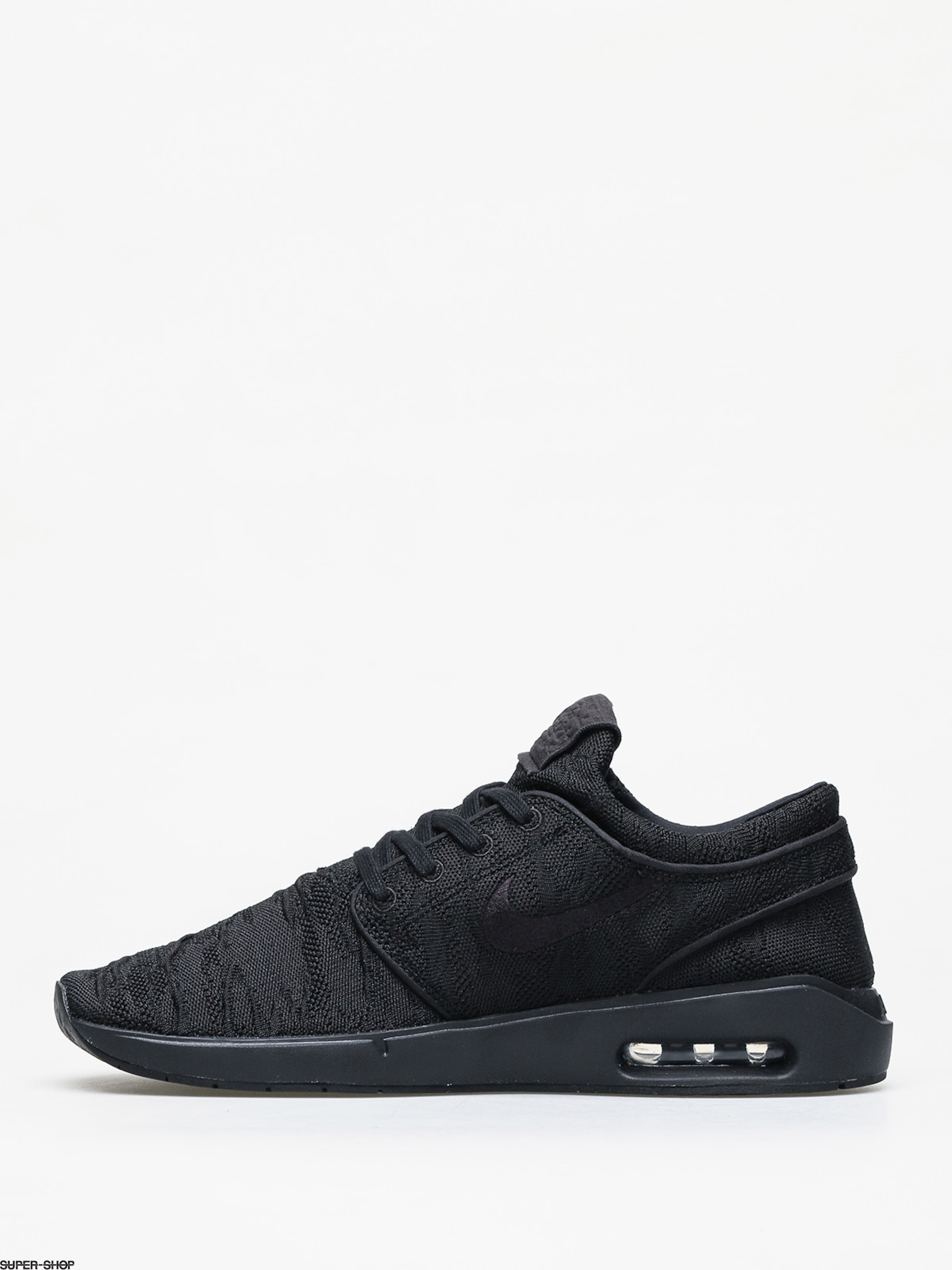 Nike SB Air Max Janoski 2 Shoes BlackBlack Black Black