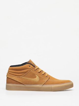 Nike SB Zoom Janoski Mid Rm Shoes (wheat/wheat black gum light brown)