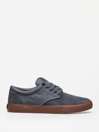 Supra Chino Shoes (dk grey gum)