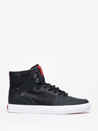 Supra Vaider Shoes (black tuf white)