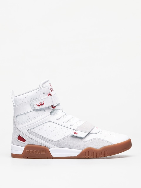 Supra Breaker Shoes (white/rose gum)