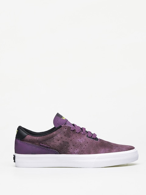 Supra Lizard Shoes (tie dye white)