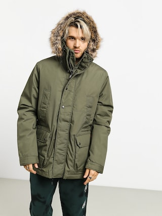 Volcom Lidward 5K Jacket (army green combo)