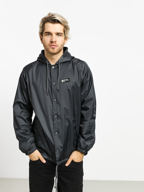 Supra Coaches Jacket (charcoal)