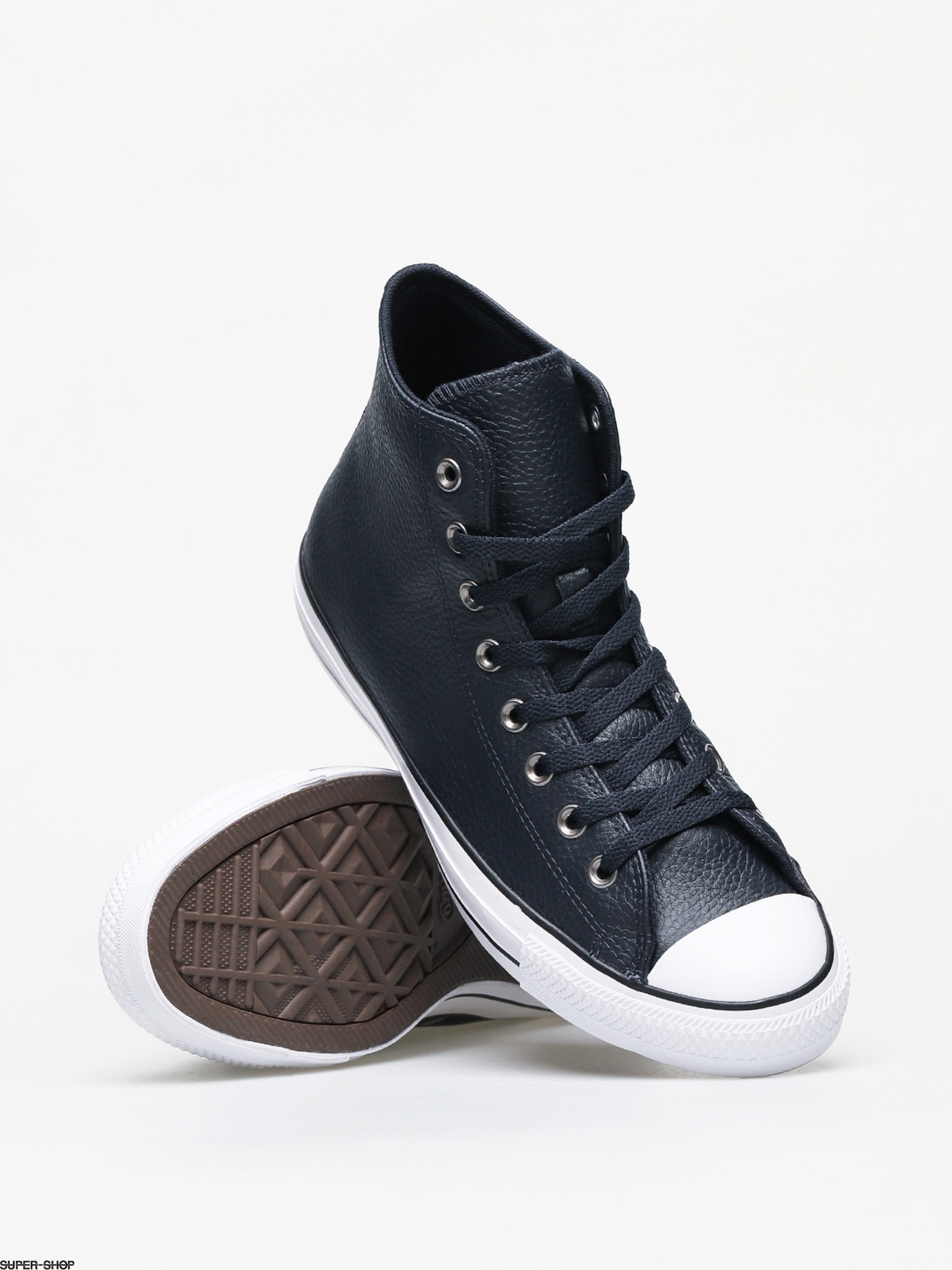 converse chuck taylor hi leather