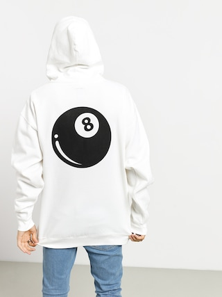 Emerica 8 Baller HD Hoodie (white)
