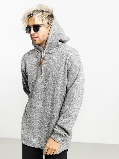 Quiksilver Keller HD Hoodie (medium grey heather)