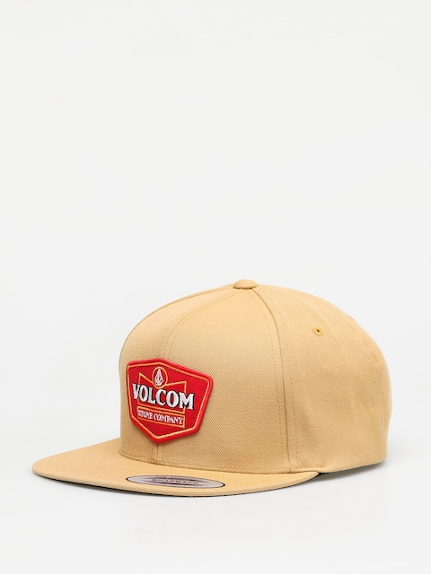Volcom Cresticle ZD Cap (dull gold)
