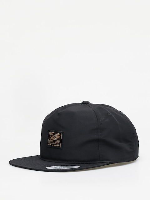 Volcom Road Test ZD Cap (black)