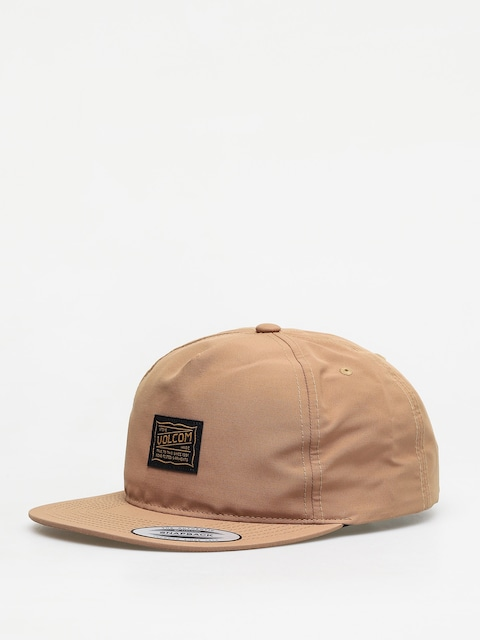 Volcom Road Test ZD Cap (dull gold)