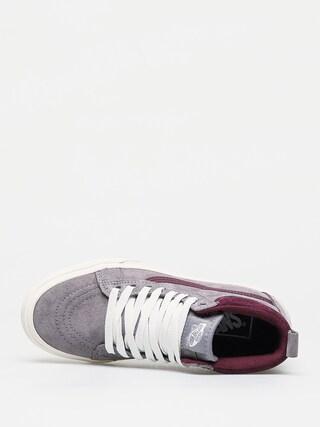 Vans Sk8 Hi Mte Shoes (frost gray/prune)
