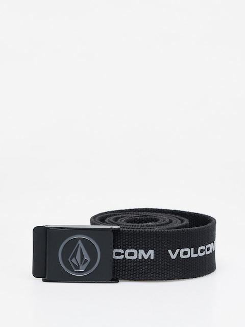 Volcom Circle Web Belt (black print)
