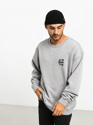 Etnies Team Crew Sweatshirt (grey/heather)