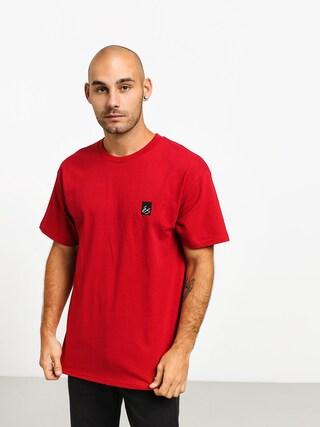 Es Team Fade T-shirt (cardinal)