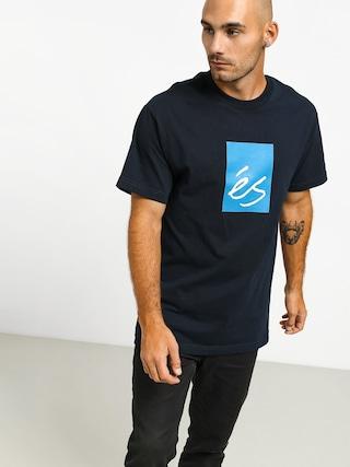 Es Main Block T-shirt (navy)