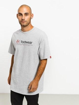 Es Modern Heritage T-shirt (grey/heather)