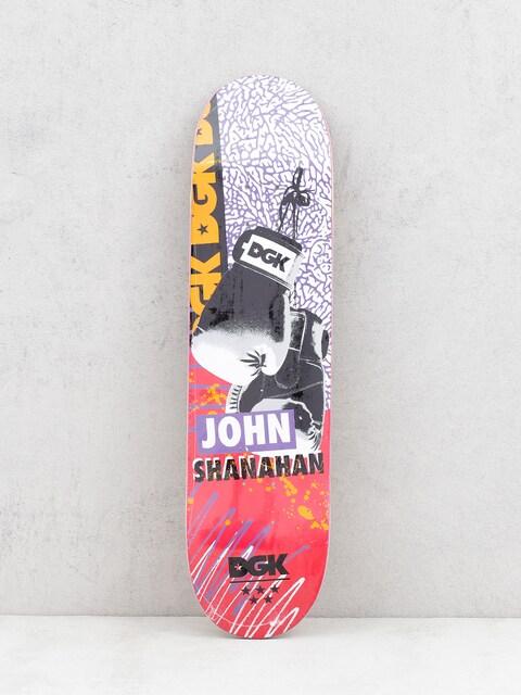 DGK Jump Shanahan Deck (multi)
